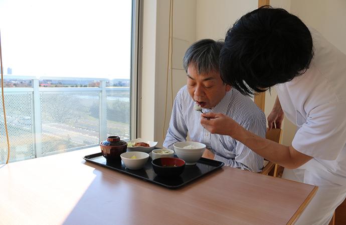摂食嚥下リハビリテーション