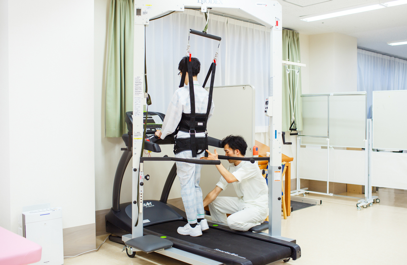 BWSTT(Body-Weight Supported Treadmill Training)